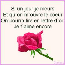Messages Amour